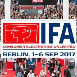 ATARAINA participó en la feria de tecnología IFA