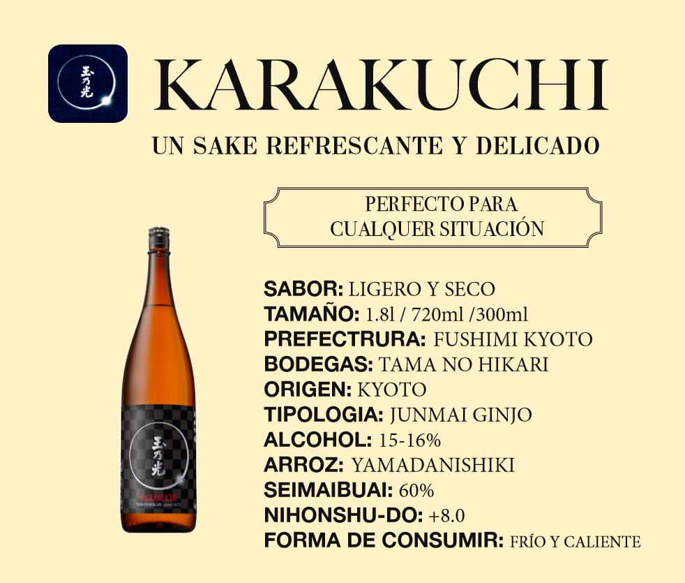 karakuchi sake zefiro